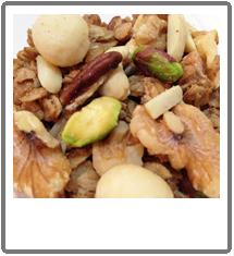 ナッツパラダイス グラノ―ラ * Nuts Paradise Granola 270g