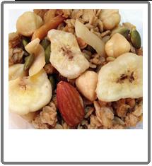 バナナココナッツ グラノーラ * Banana Coconut Granola 270g
